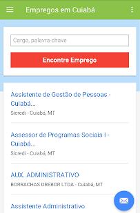 Empregos em Cuiabá, Brasil - náhled