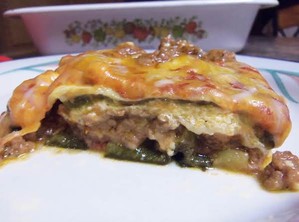 Chili Rellenos Casserole Recipe