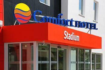 Comfort Hotel Stadium Eurexpo Lyon