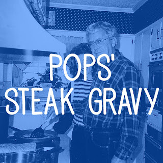 Pops' Steak Gravy