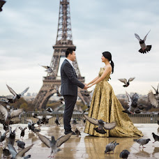 Wedding photographer Darya Lorman (DariaLorman). Photo of 04.11.2017