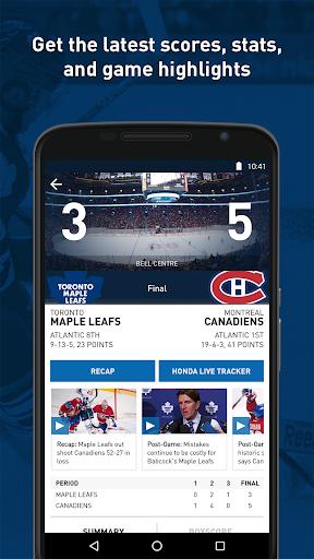 Sportsnet screenshots 3
