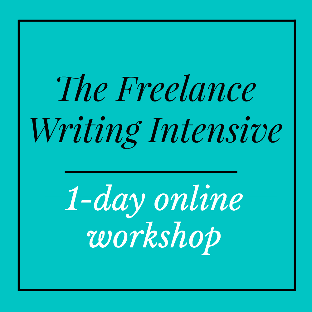 The Freelance Writing Intensive - Gina Horkey Sarah Greesonbach Andrea Emerson