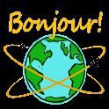 Travel Phrases - French icon