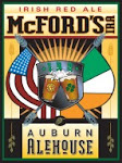 Auburn Alehouse Mcford's Irish Red Ale
