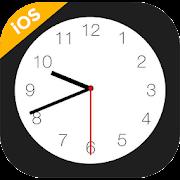iClock OS 13- Clock iPhone Xs, Phone 11