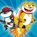 Honey Bunny Ka Jetpack – Hero Run: The Game icon