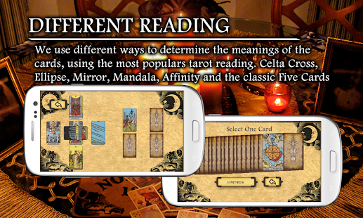 Tarot Cards Free- screenshot thumbnail