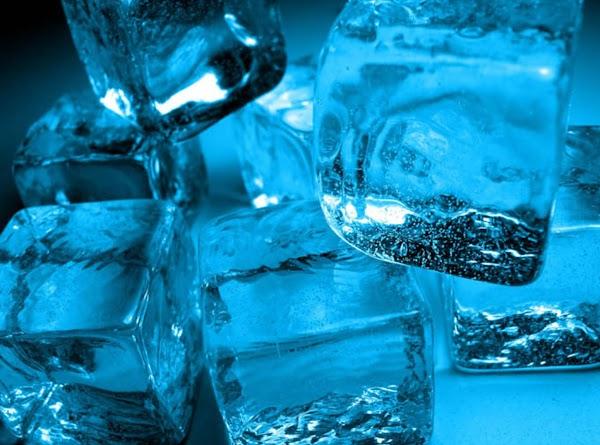 Put ice in