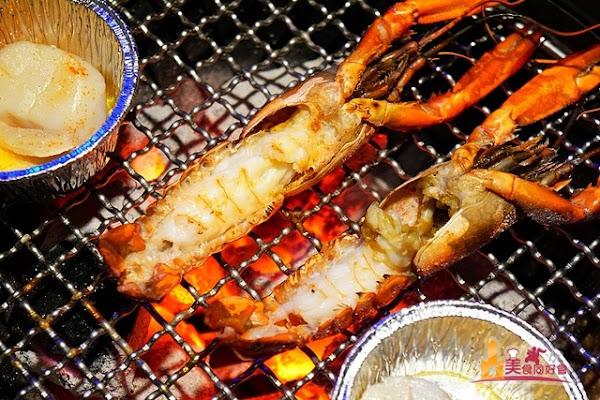 開烤Bar 炭火精品燒肉