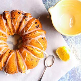 Blueberry Lemon Breakfast Cake.