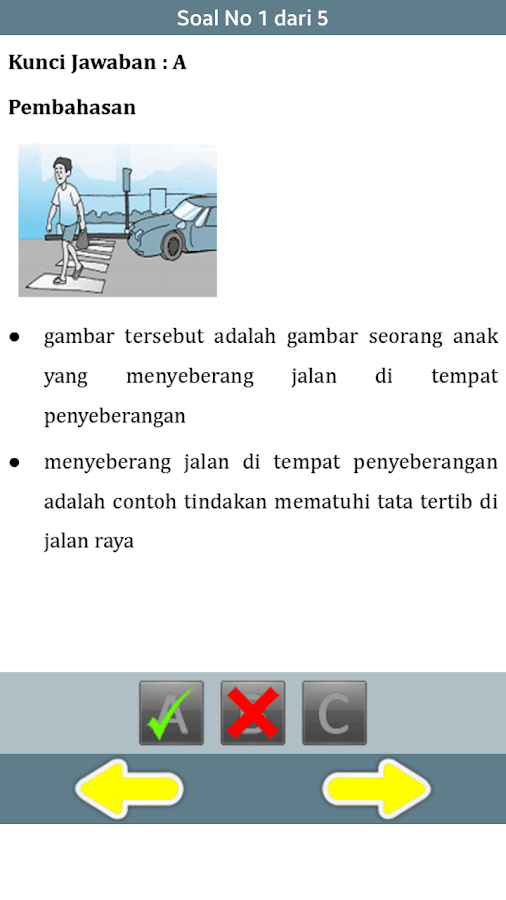 Bank Soal Sd Kls 1 Pkn Android Apps On Google Play