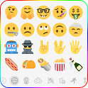 New Emoji 2. 0 for Twitter icon