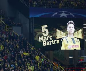 """L'émouvant témoignage de Marc Bartra : """"Ce furent les 15 minutes les plus longues de toute ma vie"""""""