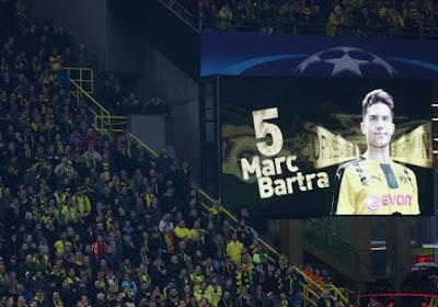 Marc Bartra raconte comment il a vécu l'explosion du bus du Borussia Dortmund