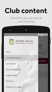 Aston Villa screenshot 4