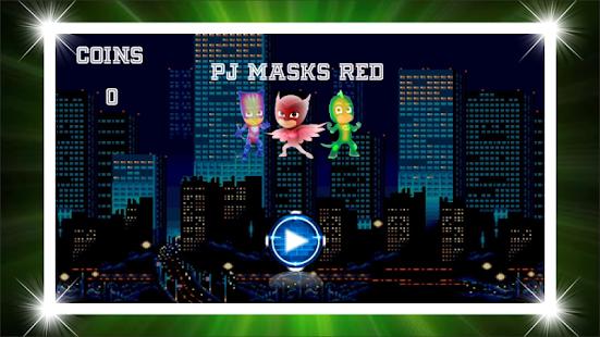 Pj Night Masks Kids - náhled
