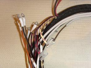 Photo: original NOS wire harness