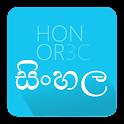Sinhala Unicode For Honor 3C icon