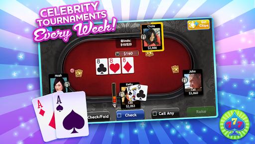 Mega Fame Casino - Free Slots & Poker Games 1.0.1 5