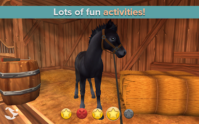 Star Stable Horses APK screenshot thumbnail 1