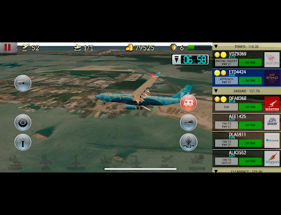 Unmatched Air Traffic Control 2019.16 APK + Mod (Unlimited money) for Android