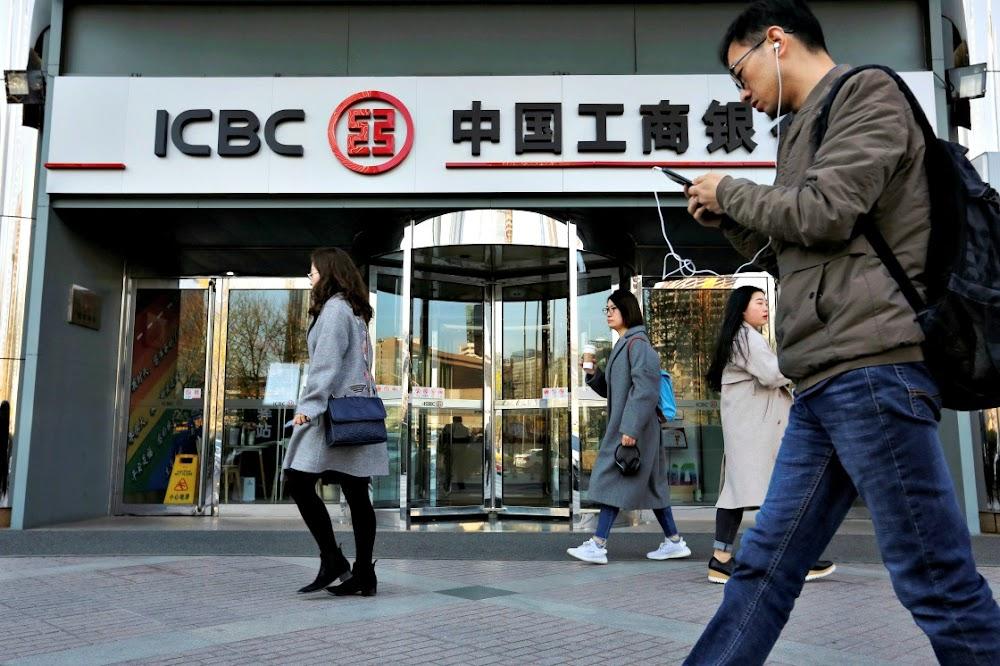 China se groot banke het die ekonomie gehelp - op hul eie koste