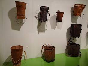 Photo: ekspozycja zawiera między innymi wystawę koszy