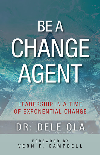 Be a Change Agent cover