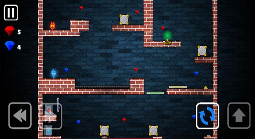 Télécharger Feu et eau - Escape mod apk screenshots 5