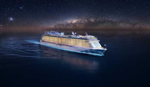 The 3,560-passenger Enchanted Princess, debuting in November 2021, sails 10-day Southern and Eastern Caribbean cruises.
