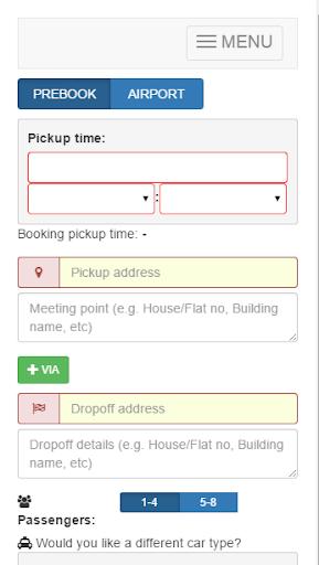 AlphaCars Passenger|玩旅遊App免費|玩APPs
