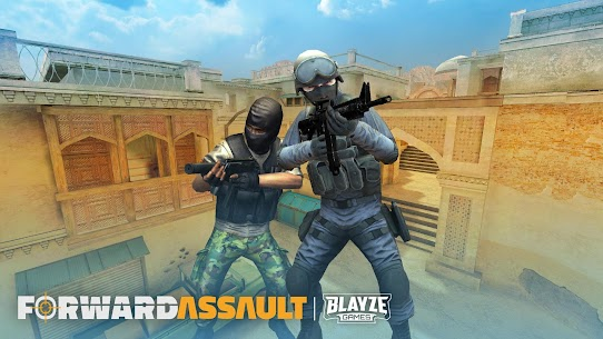 Forward Assault Mod Apk 1.2011 5