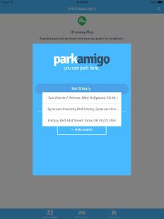 ParkAmigo screenshot