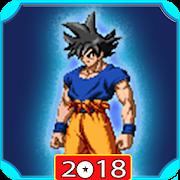 Super saiyan fighter goku