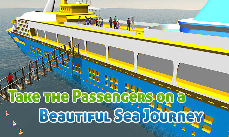 3D Cruise Ship Simulator  Android Apps On Google Play
