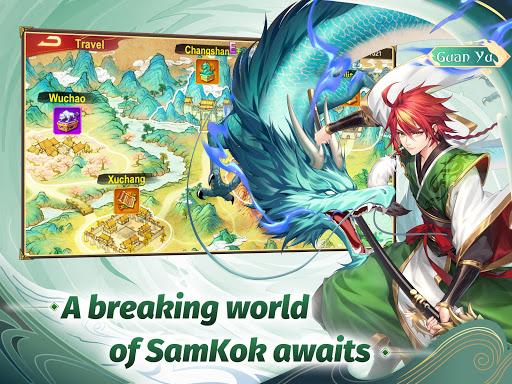 Dynasty Heroes: Legend of SamKok apktram screenshots 7