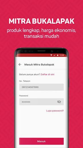 Mitra Bukalapak 1.4.1 screenshots 1