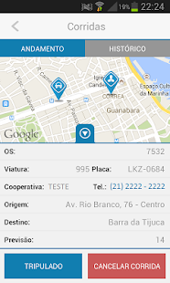 Coopnorte Taxi- screenshot thumbnail