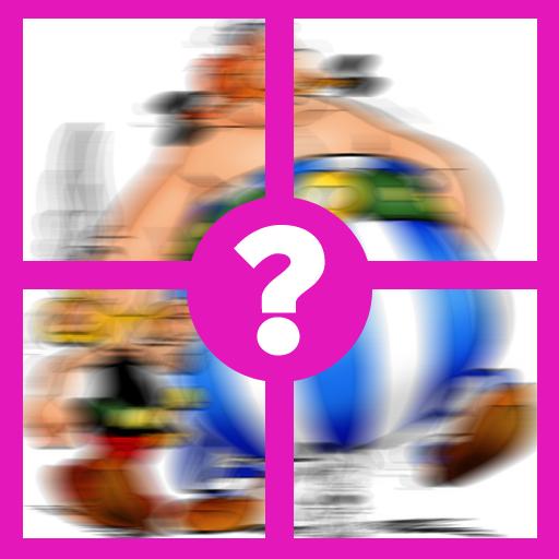 Asterix and Obelix Quiz (game)