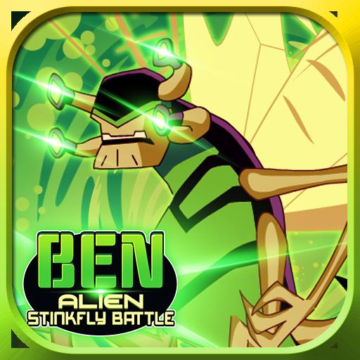 Stinkfly Ben Alien - Fly Sky Shooter