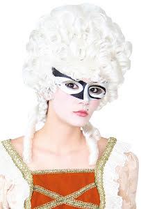 Ögonmask, svart/silver