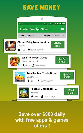Limited free app offers  screenshots 2