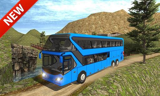 Uphill offroad bus driving sim 1.0.8 screenshots 3