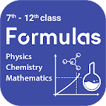 Physics, Chemistry and Maths Formulas 1.0.6
