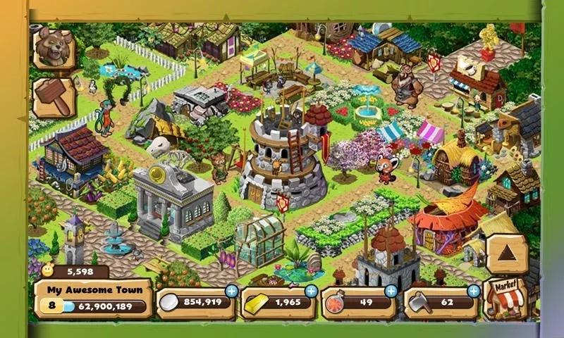 Brightwood: Age of Village Adventure- screenshot