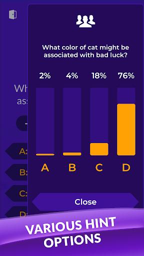 Millionaire 2019 - General Knowledge Quiz Online 1.0.94 screenshots 4