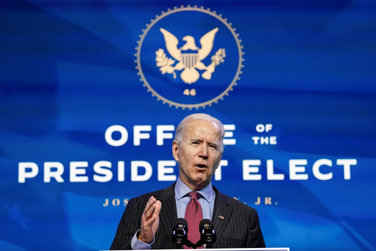 US President-elect Joe Biden's administration should expand antitrust cases against Alphabet's Google and Facebook and encourage breaking up companies,