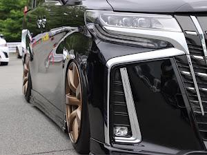 アルファード GGH35W SC V6 3.5 4WDのカスタム事例画像 MIYAさんの2021年05月23日09:10の投稿