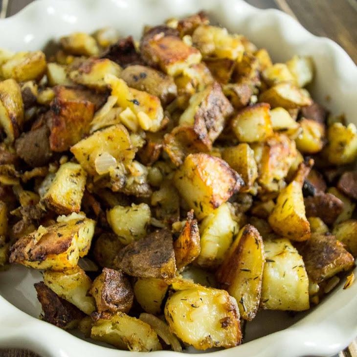 Famous Crispy Potato Casserole Recipe